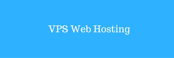 VPS Web Hosting