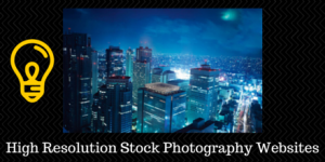 High Resolution Stock Photography