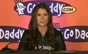 Godaddy Danica