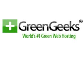 GreenGeeks 2011 Best Green Hosting