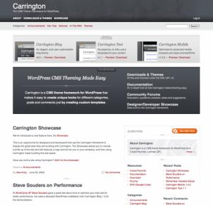 Carrington Framework