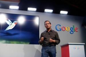 Google Himmingbird Update