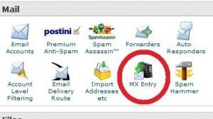 MX entry Icon