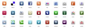 Social Icon Module Joomla