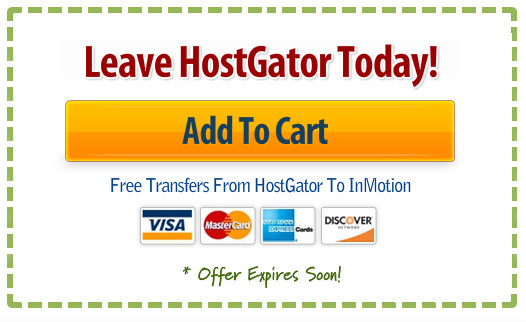 Migrate Away From HostGator Today!