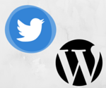 Twitter & WordPress