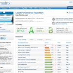 GTmetrix.com – Analyzing Your Website?