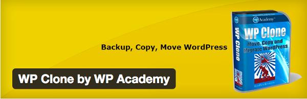WP Clone Plugin