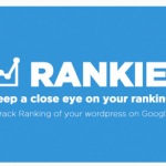 Rankie – Monitor Keywords In WordPress