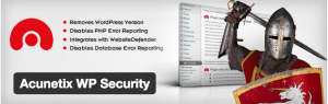 Acunetrix WP Security