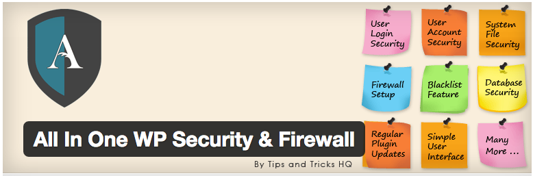 All In One Security & Firewall