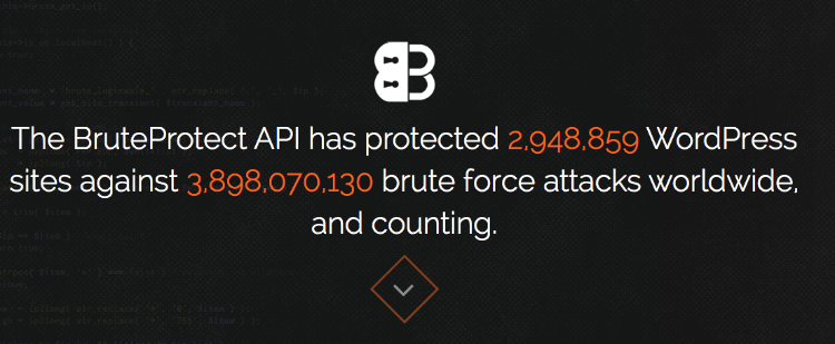 BruteProtect Security