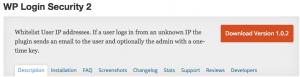 WP Login Security 2