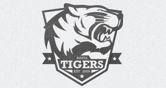 Logo Design Tiger