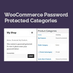 WooCommerce Password Protect