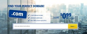 1and1 Domains For A Dollar