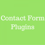 Contact Form Plugins