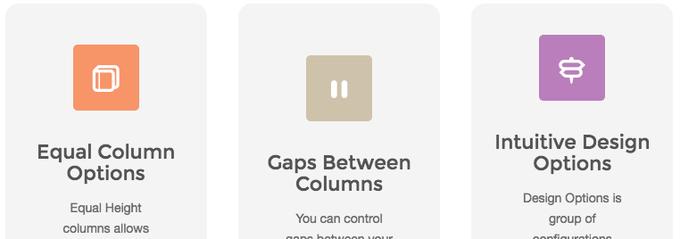 Rows & Columns