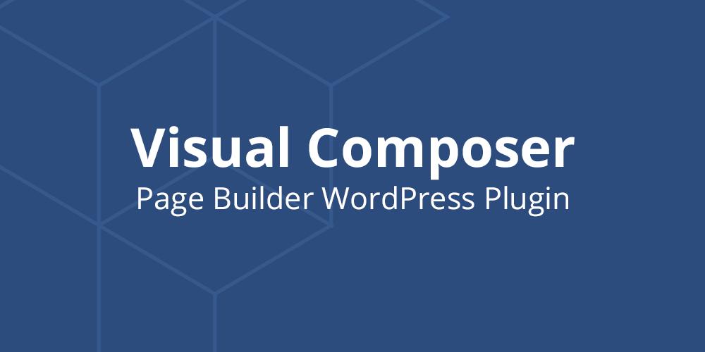 Visual Composer For WordPress
