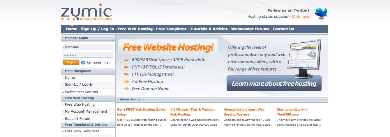Joomla бесплатный хостинг с cpanel форум хочу организовать хостинг