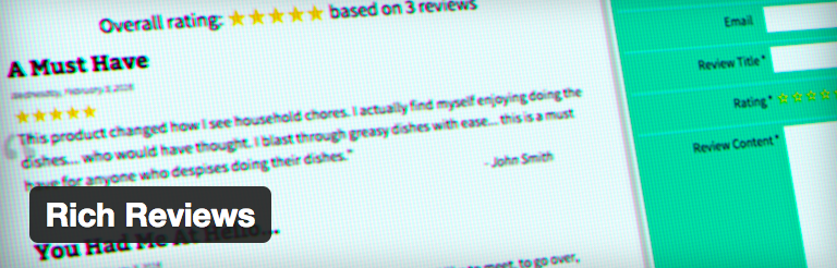 Rich Reviews