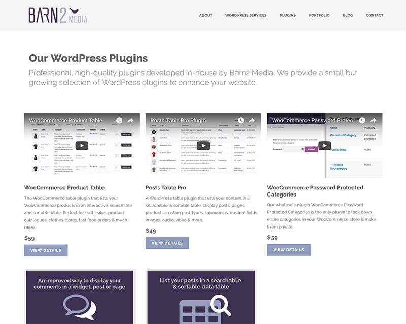 WooCommerce Barn2media