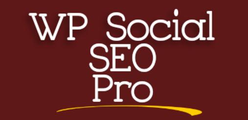 WP Social SEO Pro